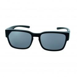 Surlunettes de protection 133mmx40.2mm ( noir-verres gris)
