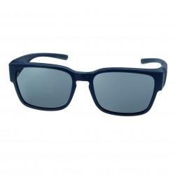 Surlunettes de protection 133mmx40.2mm ( bleu foncé-verres gris)