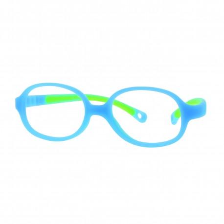 81fb542bd9ff5 Monture enfant 2-5 ans bleu vert - CLSO