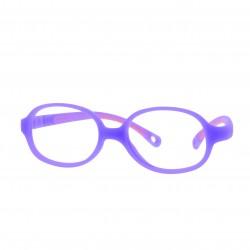 Monture enfant 2-5 ans violet/rose