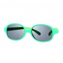 Lunettes de soleil enfant 2-5ans turquoise/vert