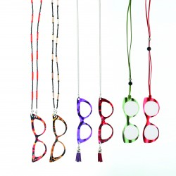ASSORTIMENT CHAINETTES COLLECTION AIRPORT(6PCS)