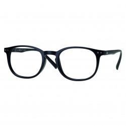 lunettes de lecture panthos noir mat