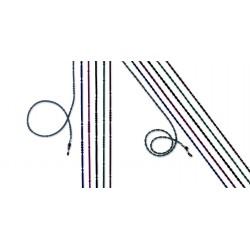 Assortiment cordons élastiques premium 24 pièces