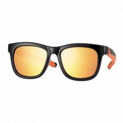 Lunettes de soleil kid 8-10 ans Noir/Orange