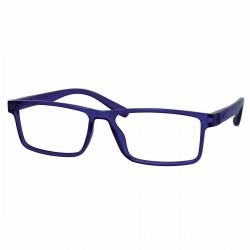 lunettes de lecture classiques bleues