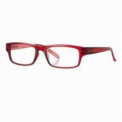 lunettes de lecture classiques rouge