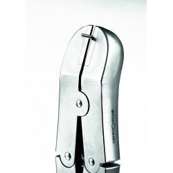 Pince coupante latérale avec levier