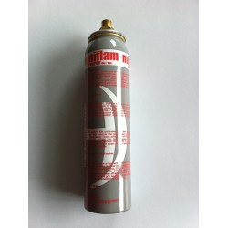 Cartouche de gaz jetable